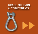 Grade 70 Chain and Components